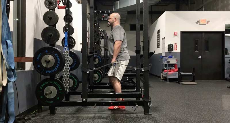 Isometric Mid-Thigh Pull