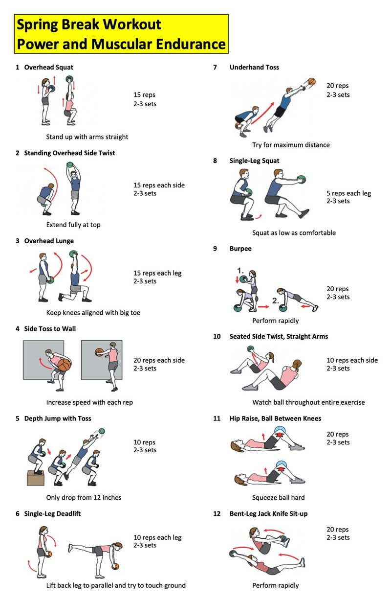 Home Power Workout